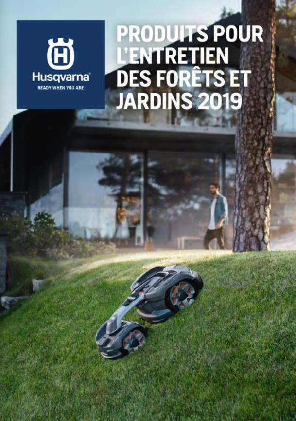 Husqvarna Catalogue Complet 2019