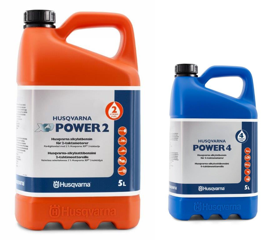 Husqvarna XP Power 2 & Power 4